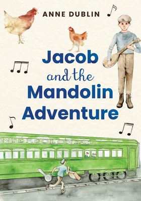 Jacob and the Mandolin Adventure Cover Image