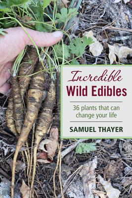 Incredible Wild Edibles Cover Image
