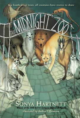 The Midnight Zoo Cover Image