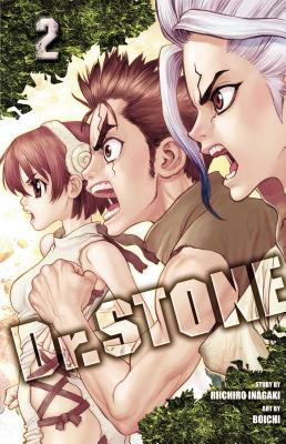 Dr. STONE, Vol. 2: Two Kingdoms Of The Stone World Cover Image