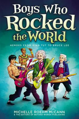 Boys Who Rocked the World Cover