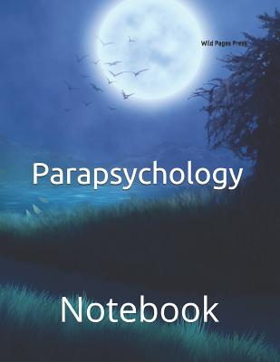 Parapsychology: Notebook Cover Image