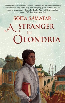 A Stranger in Olondria: a novel Cover Image