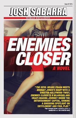 Enemies Closer Cover Image
