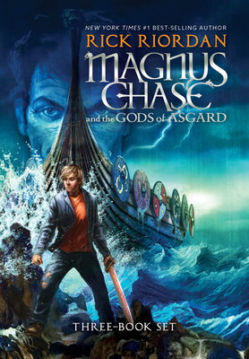 Magnus Chase and the Gods of Asgard Paperback Boxed Set Cover Image