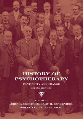 History of Psychotherapy: Continuity and Change Cover Image