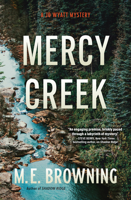 Mercy Creek: A Jo Wyatt Mystery Cover Image