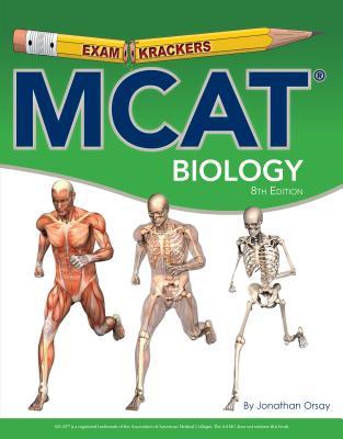 MCAT Biology Cover Image
