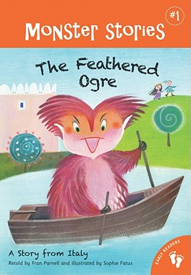 Feathered Ogre a Story from Italy Cover