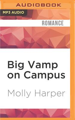 Big Vamp on Campus (Half-Moon Hollow #12) Cover Image