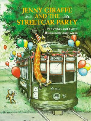 Jenny Giraffe and the Streetcar Party Cover Image