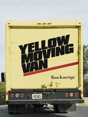 Yellow Moving Van (Pitt Poetry Series) Cover Image