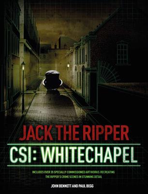 Jack the Ripper: CSI: Whitechapel Cover Image