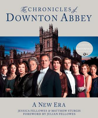 The Chronicles of Downton Abbey Cover