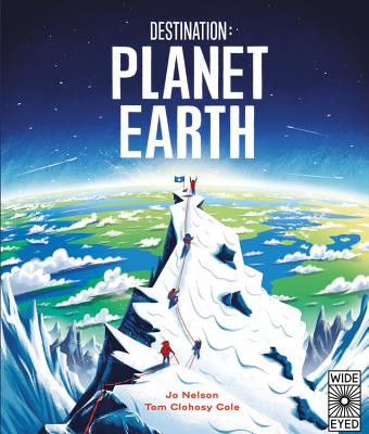 Destination: Planet Earth Cover Image