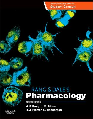 Rang & Dale's Pharmacology Cover Image