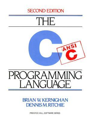C Programming Language Cover Image