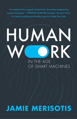 Human Work  In the Age of Smart Machines Cover Image