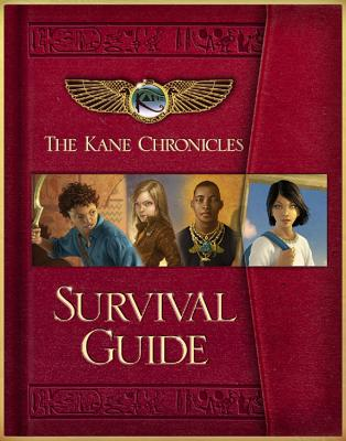 The Kane Chronicles Survival Guide Cover