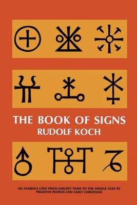The Book of Signs (Dover Pictorial Archives) Cover Image