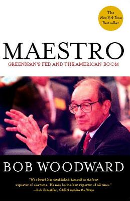 Maestro: Greenspan's Fed and the American Boom Cover Image