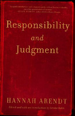Responsibility and Judgment Cover