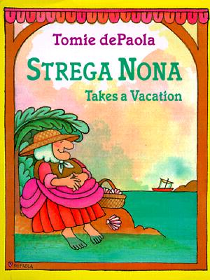 Strega Nona Takes a Vacation Cover
