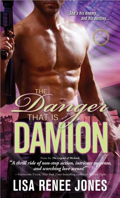 Cover for The Danger That Is Damion
