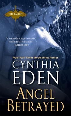 Angel Betrayed (Fallen #2) Cover Image