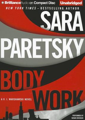 Body Work (V.I. Warshawski Novels #14) Cover Image