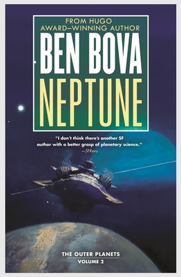 Cover for Neptune (Outer Planets Trilogy #2)