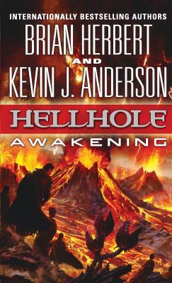 Hellhole: Awakening (The Hellhole Trilogy #2) Cover Image