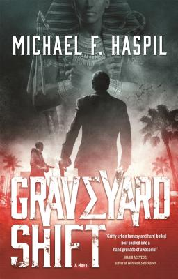 Graveyard Shift: A Novel Cover Image