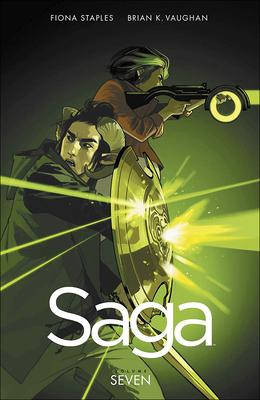 Saga, Volume 7 Cover Image