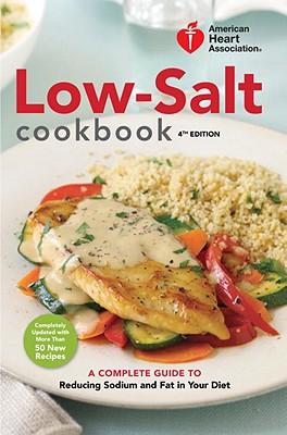 American Heart Association Low-Salt Cookbook Cover