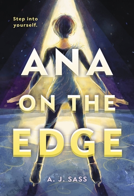Cover for Ana on the Edge