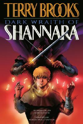 Dark Wraith of Shannara Cover