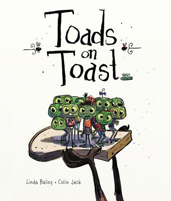 Toads on Toast Cover