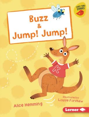 Buzz & Jump! Jump! Cover Image