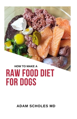 How to Make Raw Food Diet for Dogs: All You Need To Know About How To Make Raw Food Diet for Dogs Cover Image