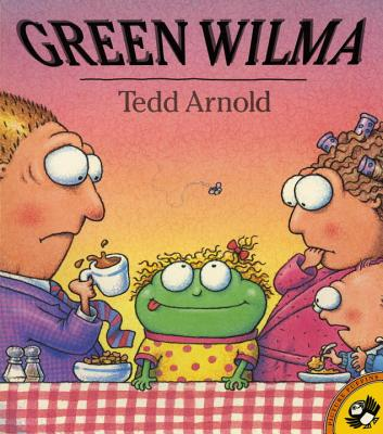Green Wilma Cover