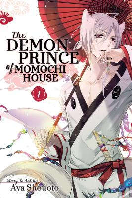 The Demon Prince of Momochi House, Vol. 1 Cover Image