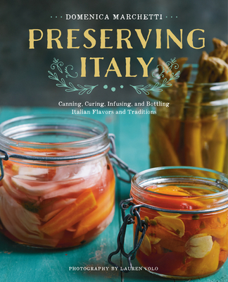 Preserving Italy Cover