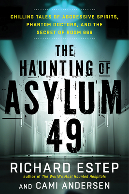 The Haunting of Asylum 49 Cover