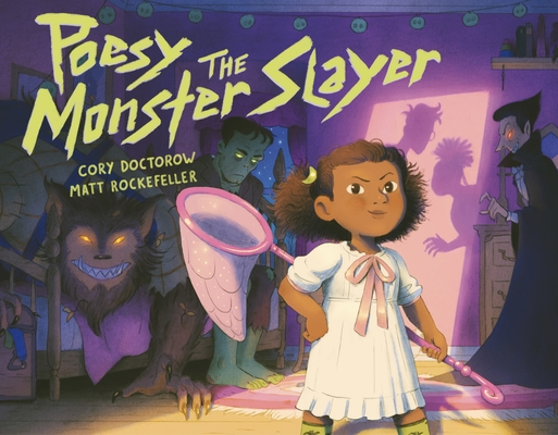 Poesy the Monster Slayer Cover Image