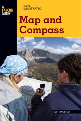 Basic Illustrated Map and Compass Cover Image