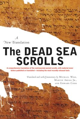 The Dead Sea Scrolls  -  Revised Edition: A New Translation Cover Image