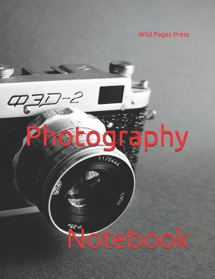 Photography: Notebook Cover Image