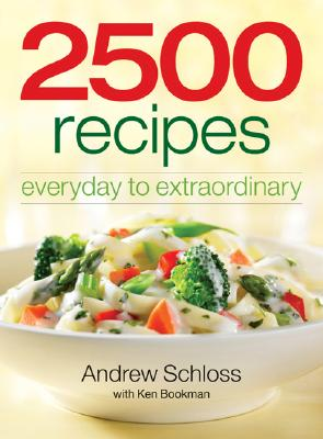 2500 Recipes Cover