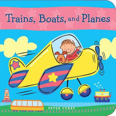 Trains, Boats, and Planes Cover Image